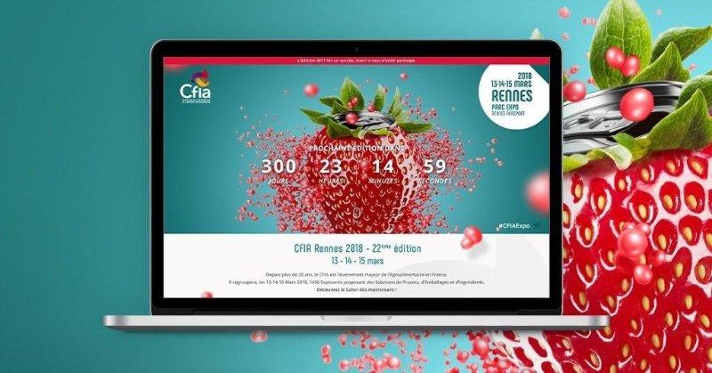 Le Groupe API présente ses solutions au salon du CFIA 2018